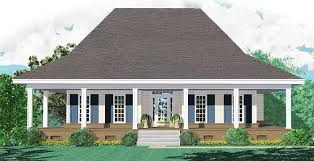 one story farmhouse plans one story bedroom bath southern country farmhouse style house