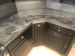 Epoxy Paint For Kitchen Cabinets Reflector Enhancer Epoxy Countertops My Work Painting