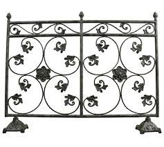 garde corps jardin clôture de jardin grille barrière garde corps intérieur extérieur