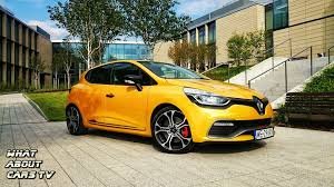 renault clio sport 2016 15 renault clio rs images group
