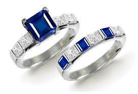 gemstone wedding rings designer colored gemstone engagement rings wedding rings sets