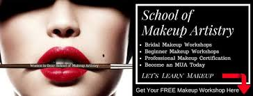 make up school women in gear school of makeup artistry home