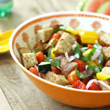 Ina Garten Panzanella Salad Allergy Friendly Angelic Bakehouse