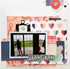 Challenge Mix Mix Scrapbook Page Colors And Patterns In Gallon Quart Pint
