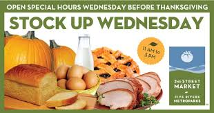 up wednesday at 2nd market