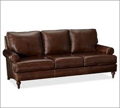 best 25 pottery barn leather sofa ideas on pinterest brown