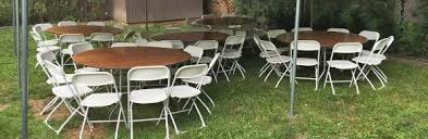 table and chair rental prices table rental chair rental bergenfield nj