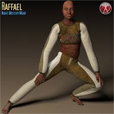3dream by Raffael Night Mistery Wear 3d Figure Assets 3dream