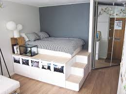 Build Bed Frame With Storage Diy Storage Bed Frame Na Ryby Info