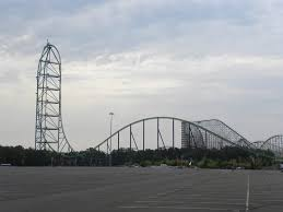 Six Flags Highest Ride Travels Ballroom Dancing Amusement Parks Maintenance Problems