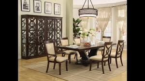 Lighting For Dining Room Table Centerpieces For Dining Room Table Youtube