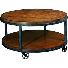 wood coffee table with wheels industrial coffee table with wheels coffee table industrial wheels