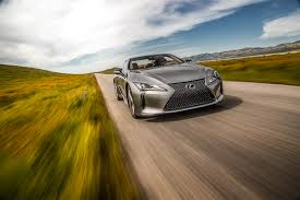 lexus lc 500 news lexus lc 500 to star in marvel u0027s black panther automobile magazine