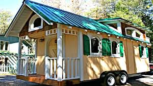 Small Home Design Tiny Home Rv Two Decks And Second Story Balcony Small House