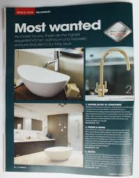 100 kitchen collection magazine new made to measure offer the answer for your kitchen realty sensio lighting ltd linkedin