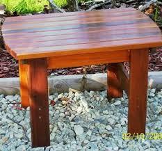Custom Cape Cod Cedar Outdoor Furniture By Clayoquot Crafts - Cedar outdoor furniture