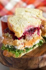 ross geller s thanksgiving leftover turkey sandwich the suburban
