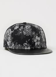 floral snapback topman black floral snapback cap where to buy how to wear