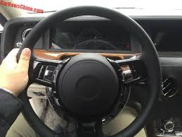 rolls royce ghost interior 2015 2018 rolls royce phantom spied in china interior revealed