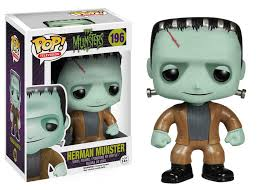 imagenes de la familia herman monster funko pop tv la familia addams herman munster figura de vinilo ebay