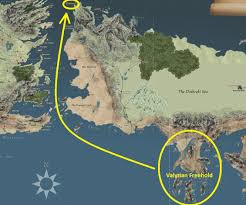 Essos Map A Song Of Ice And Fire Braavos U2013 The Guilty Words