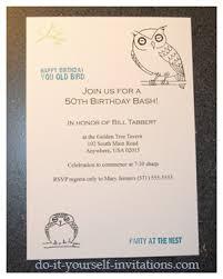 birthday invitation wording orionjurinform com
