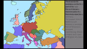Ww2 Europe Map How Europe Could Look Like If The Axis Won Ww2 Youtube