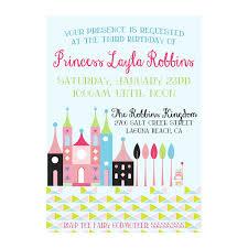 princess party invite free printable invitation design