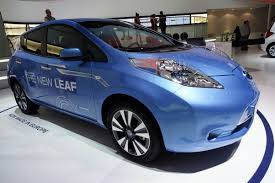 nissan leaf acenta review new nissan leaf revealed auto express