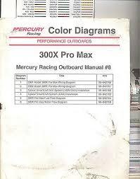 mercury outboard motor 300x pro max wiring water fuel flow diagram