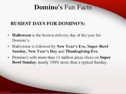 ppt on marketing strategies of domino s best ppt