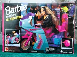 barbie corvette remote control mattel barbie u0026 friends nrfb archives