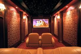 Home Theater Interiors - Home theater interior design
