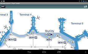 Dulles Terminal Map Stockholm Arlanda Airport Pre Flight Tracker Android Apps On
