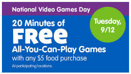 play egift card 5 for a 10 egift card to chuck e cheese s affordable indoor