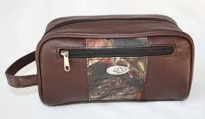 mossy oak camouflage men u0027s travel toiletry bag