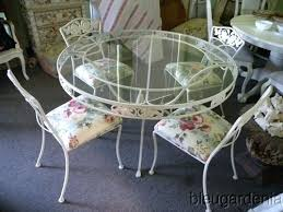 wrought iron patio table and chairs vintage wrought iron patio furniture hotelmakondo com