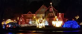 christmas lights in maryland the grandaddy of house christmas lights are on dc si