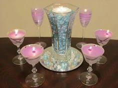 Floating Candle Centerpieces by Wine Glasses For Centerpieces With Floating Candles But Instead