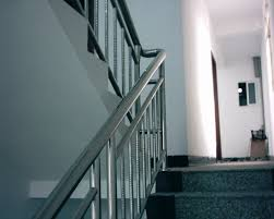 Stainless Steel Stairs Design Interior Stainless Steel Stair Railings Indoor Stainless Steel