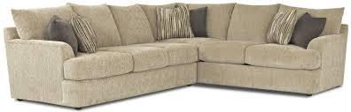 Klaussner Fletcher Sectional Klaussner Sectional Sofa Klaussner Furniture Canyon Sectional Sofa