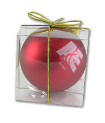 promotional ornaments and custom logo food gifts