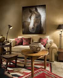 Western Living Room Ideas 25 Southwestern Living Room Design Ideas Neutral And
