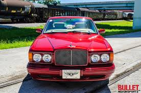 bentley brooklands coupe for sale 1998 bentley brooklands r lwb bullet motorsports
