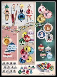1957 sears ornaments ornament catalog and catalogs