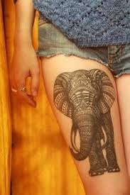 185 thigh tattoos popular tattoos for thighs designs photos