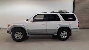 toyota limited 1998 toyota 4runner limited youtube