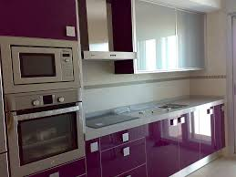 Purple Kitchen Decorating Ideas
