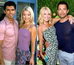 kelly ripa children pictures 2014 celebs then and now chinadaily forum powered by discuz