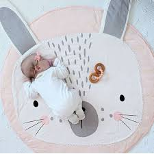 tapis pour chambre bebe vente chaude enfants enfants lapin couverture lapin